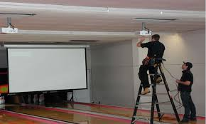 How to Set Up a Projector