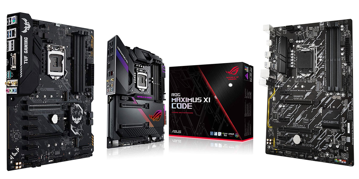Best Motherboards For Gaming of April 2021