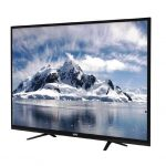 "JVC 42"" Curved HD LED TV"