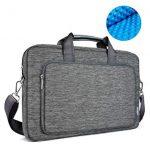 OneOdio 17.3-Inch Briefcase Messenger