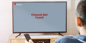 TV Will Not Receive Digital Channels