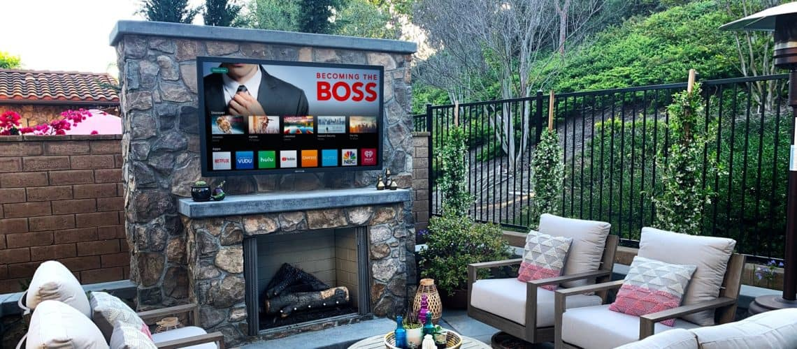 The Best Outdoor TVs to Buy In January 2020