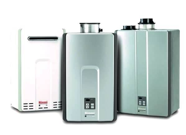 Best Tankless Gas Water Heaters of May 2021