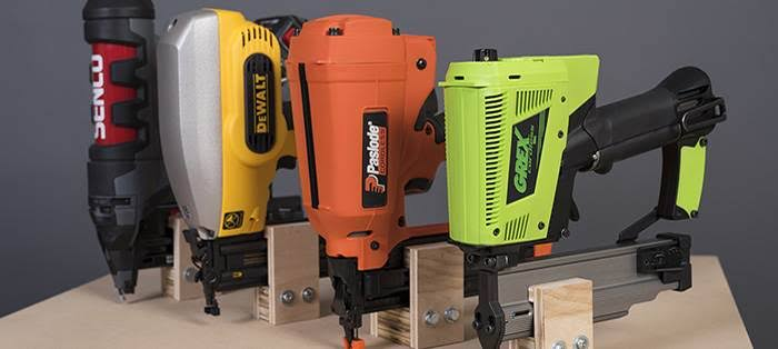 Best Cordless Nail Guns of April 2021
