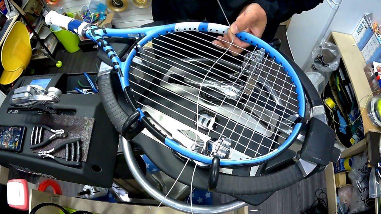Best Tennis Stringing Machines of April 2021