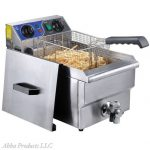 commercial professional fryers