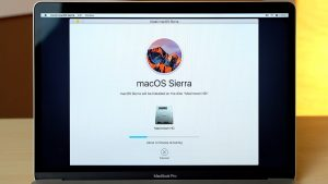how to reset a macbook pro