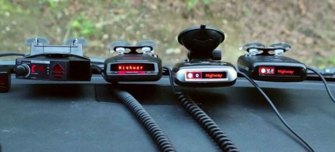 Best Radar Detectors of April 2021