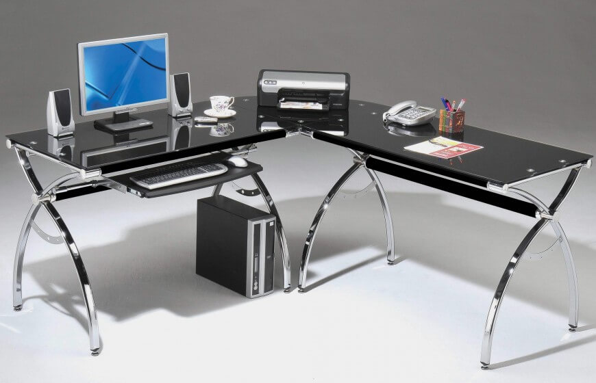 Best Corner Computer Desks of April 2021