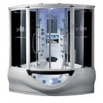 Superior computerized steam showers