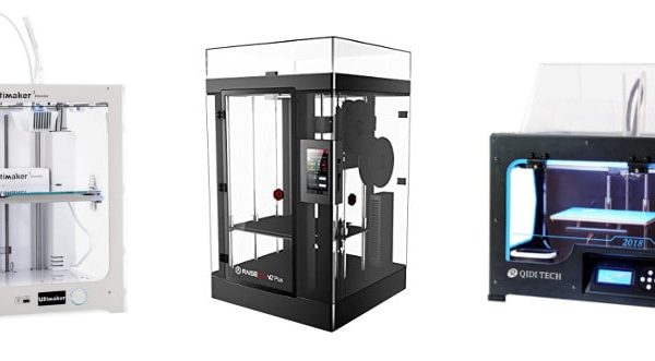 Best 3D Printers of September 2020