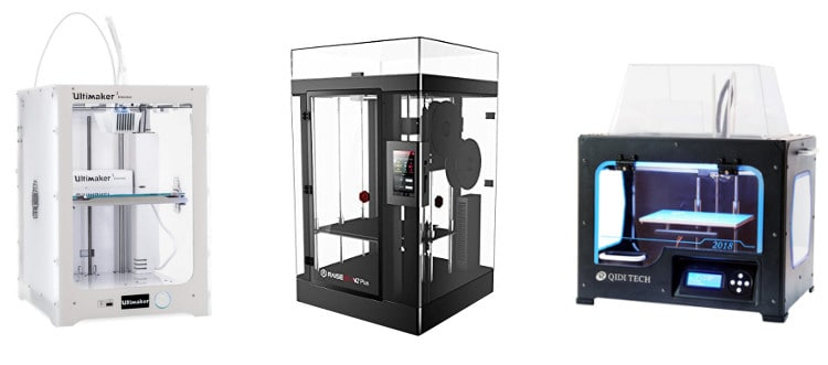 Best 3D Printers of April 2021