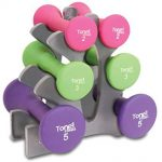 tone fitness dumbbells