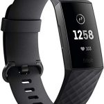 fitbit heart rate monitor watch