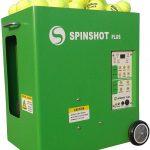 spinshot tennis ball machine