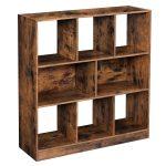 vasagel bookshelf storage