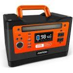 aimtom solar power generator