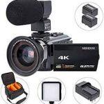 4k video camcorder