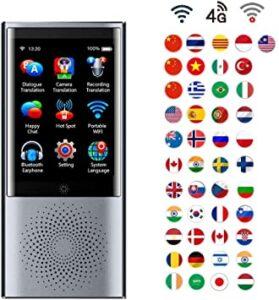 Electronic Language Translator