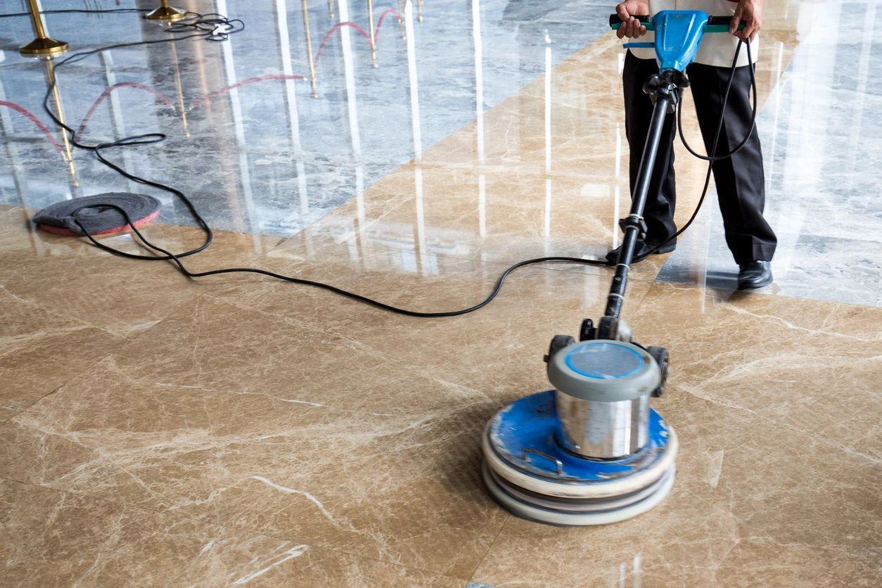 How to Maintain Your Floor Scrubber