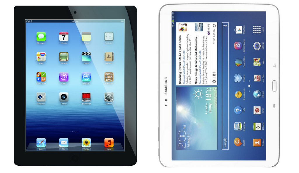 Differences Between iPad And Tablet