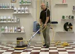 How To Use A Floor Scrubber