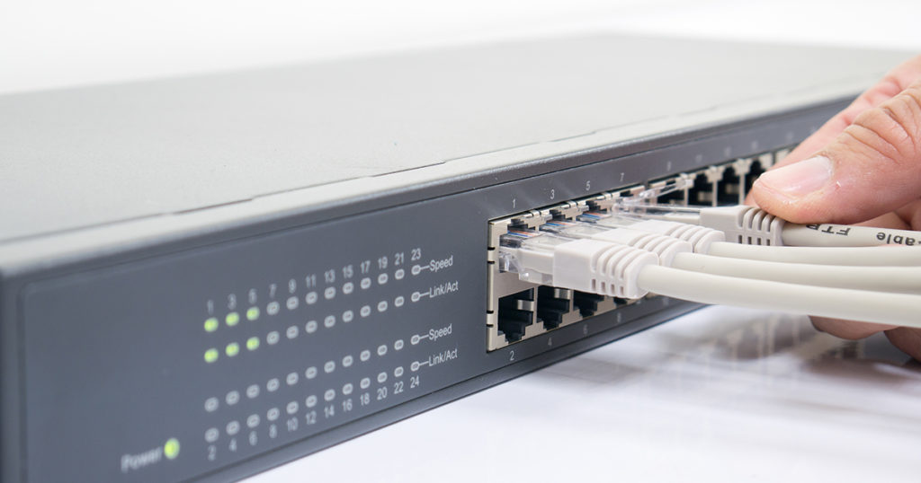 Things to Consider When Buying a Network Switch