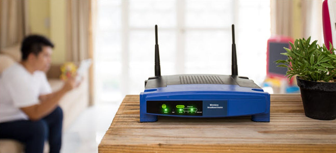 Where to Place your Wireless Router at Home