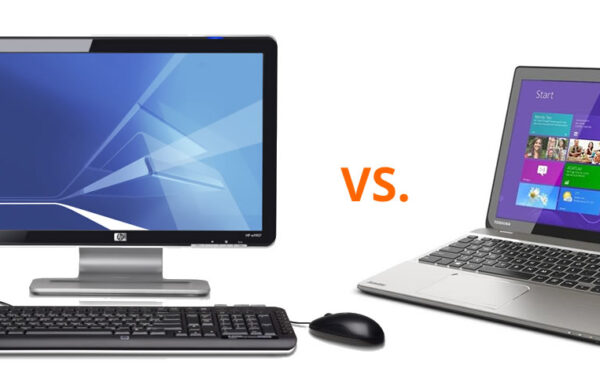 Desktop Computer VS Laptop Computer