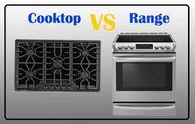 Range Vs Cooktop Gas Cookers