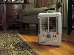 Types Of Room Heaters