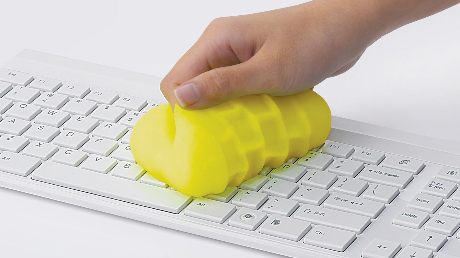 How to Clean Your PC Keyboard
