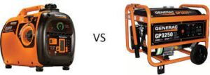 Differences Between Inverter And Generator