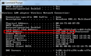 How to Find Your IP Address on Windows 10