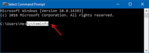 How to Check RAM Using Command Prompt
