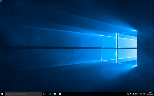 How to Hide Desktop Icons