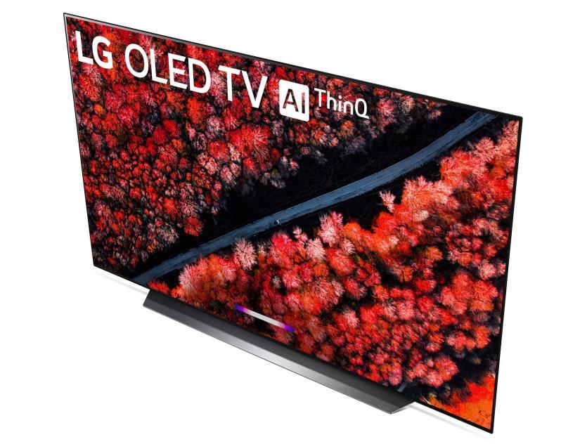 LG C9 OLED TV Review