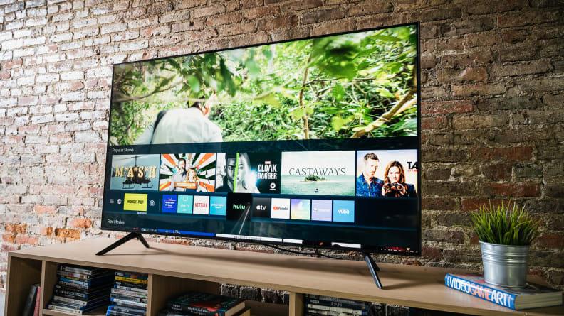 Samsung TU8000 TV review